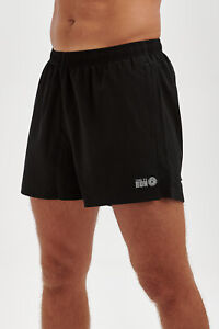 """Time to Run Men's 4"""" Pace Quick Dry Running/Training/Gym Workout Short Free P&P"""