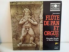 GHEORGE ZAMFIR / MARCEL CELLIER Flute de pan et orgue VANSTORY VS3634