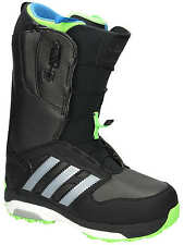 2018 NWOB MENS ADIDAS ENERGY BOOST SNOWBOARD BOOTS 9 $500 core black