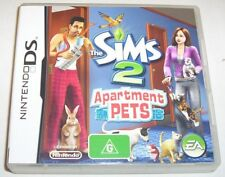 Nintendo Ds The Sims 2 Apartment Pets