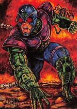 ANNEX / Spider-Man Fleer Ultra 1995 BASE Trading Card #02