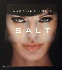 SALT Blu-Ray SteelBook Best Buy Exclusive 3 Versions. Angelina Jolie OOP & Rare!