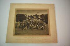 Edinburgh Merchant Company Golf Club - Named - 1911 Photo