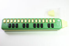 Vintage Harmonica Hohner Melodica Soprano 25 Keys Germany unused new mouthpiece
