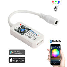 Bluetooth Mesh LED Controller for RGB Strip Light HaoDeng Smartphone APP Control