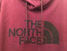 The North Face Men's Hoodie LG Maroon