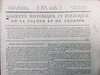 Carnac en 1795 Morbihan Chouans de Charette Stofflet Vannes Auray Pontivy Laval