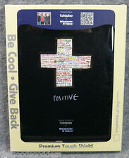 Apple iPad Coldplay Positive Shield Whatever It Takes 3rd generation Black NEW