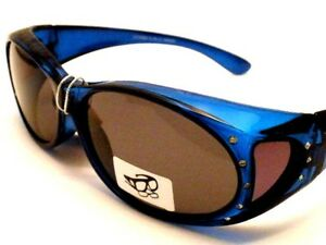 UV70096DPL-C Polarized Fit-over Sunglasses for Lady Buy 1 Get 1 Free