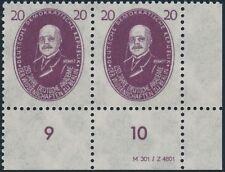 DDR 268 DV,20Pf 250 Jahre Dt. Akademie der Wissenschaften Berlin,DV,dgz/dgz,**