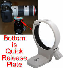 Latest Lens Support Collar Tripod Mount Ring for Canon EF 70-200mm f/4L IS USM
