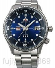 NEW ORIENT WV0031AA King Master 22 Jewels Watch Men's Made in JAPAN Express mail