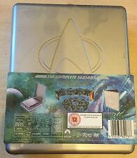 New Sealed Star Trek The New Generation ST TNG Complete Season 5 in Hard Case