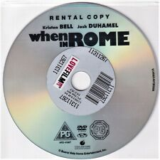When in Rome DVD