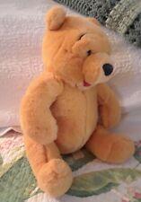 """Winnie The Pooh 14"""" Vintage Plush Pooh Bear Stuffed Animal"""
