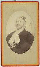 CDV. Post mortem. Madame Guignart de Saintours.