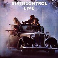 BIRTH CONTROL - BIRTHCONTROL LIVE  CD 5 TRACKS SOFT ROCK / POP  NEU