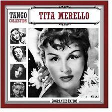 Tita Merello - Tango Collection [New CD] Argentina - Import
