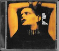 CD ALBUM 7 TITRES--LOU REED--ROCK N ROLL ANIMAL--1973