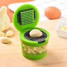 Kitchen Pressing Vegetable Garlic Food Slicer Chopper Peeler Dicer*`