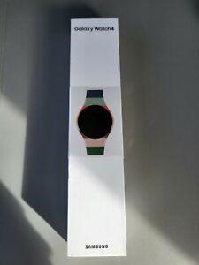 BNIB Samsung Galaxy Watch4 40 mm with olive green sport band