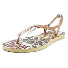 Sandalias y chanclas de mujer Havaianas de tacón bajo (menos de 2,5 cm)