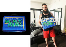 Wwe Braun Strowman Hand Signed Monster In The Bank Briefcase With Pic Proof Coa