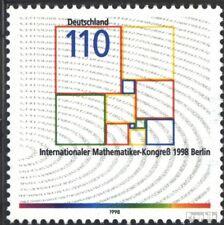 BRD (BR.Duitsland) 2005 postfris 1998 Wiskundecongres in Berlijn