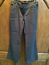 """The Limited Women's """"Drew Fit"""" Brown Pants Size 10R"""
