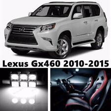 16pcs LED Xenon White Light Interior Package Kit for Lexus Gx460 2010-2015