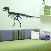 Trex Tyrannosaurus Dinosaur Wall Transfers / Removable Vinyl / Wall Stickers SK4