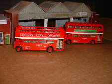 Welly Toy London Routemaster Bus (approx. 1/64 scale)