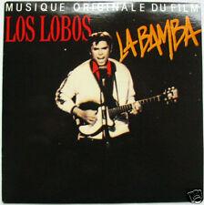 SP 45t - LOS LOBOS - La Bamba - BOF SOUNDTRACK