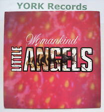 "LITTLE ANGELS - Womankind - Excellent Con 7"" Single"