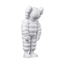 KAWS WHAT PARTY WHITE OPEN EDITION BRAND NEW