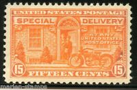 UNITED STATES SPECIAL DELIVERY SCOTT#E13   MINT LIGHT  HINGED FULL ORIGINAL GUM