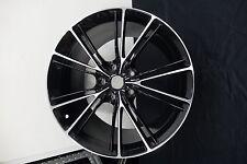 "Aston Martin Vanquish 20"" Rear Alloy Wheel - Gloss Black Diamond Turned - Refurb"