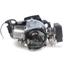 47CC 2-stroke Engine Motor Pocket Mini Bike Scooter ATV 7T 25H Chain 40MM Bore