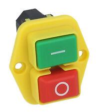 Stop Start Switch BELLE Cement Mixer Minimix 150 230v