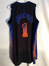 Adidas Swingman NBA Jersey New York Knicks Amare Stoudemire Black Vibe sz 2X