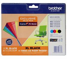 BROTHER LC229XLDSVALBPRF Tri-colour & Black Ink Cartridges - Multipack - Currys