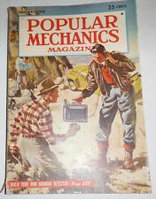 Popular Mechanics Magazine Build Your Own Uranium Detector February 1949 091314R