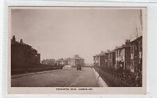 STEWARTON DRIVE, CAMBUSLANG: Lanarkshire postcard (C28421)