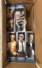 BATMAN HUSH Series 3 Complete Toy Set, RA'S AL GHUL, ALFRED, SCARECROW DC Direct
