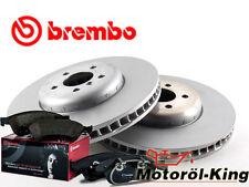 Brembo Bremsscheiben + Beläge BMW 6 er Coupe (F13) Ø348MM Vorne