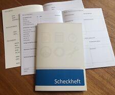 Universal Scheckheft ✓ für Mercedes Benz geeignet - Serviceheft & Wartungsheft