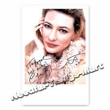 Cate Blanchett - Der seltsame Fall des Benjamin Button - Autogrammfoto [01] 