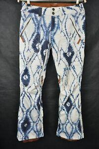 Burton Dryride DaNang  Snow Ski Snowboard Pants Slim Fit Small