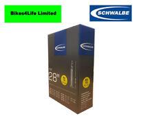 1 X SCHWALBE SV15 - 700-28c  CYCLE BIKE INNER TUBE  PRESTA / FRENCH VALVE 50MM