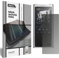 Sony NW-ZX300 (MP3-Player) Protector de Pantalla Protección de la vista dipos